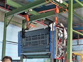 Dismantling & Installation Of Machines
