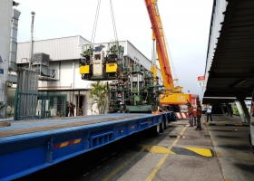 Moving, Lifting & Shifting Machines